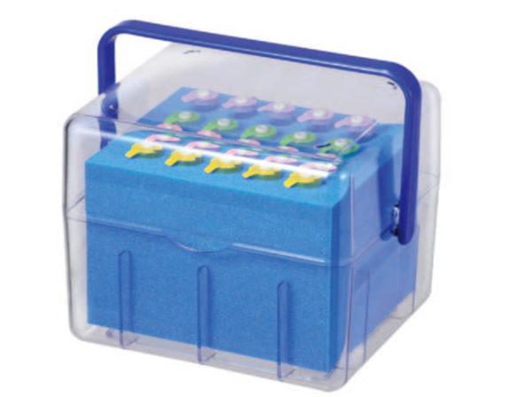 採血管冷却保冷容器